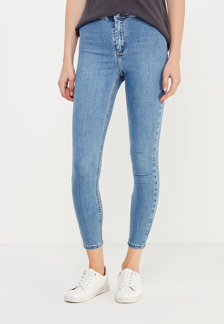Зауженные джинсы Topshop (Топ Шоп) 02J04MBLC