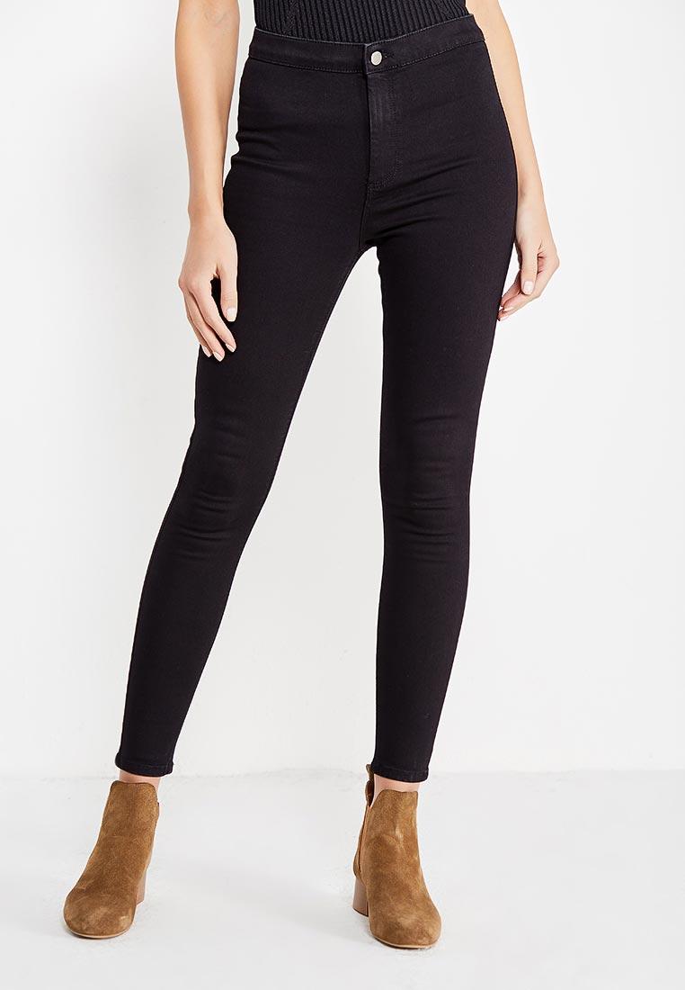 Зауженные джинсы Topshop (Топ Шоп) 02P05MBLK