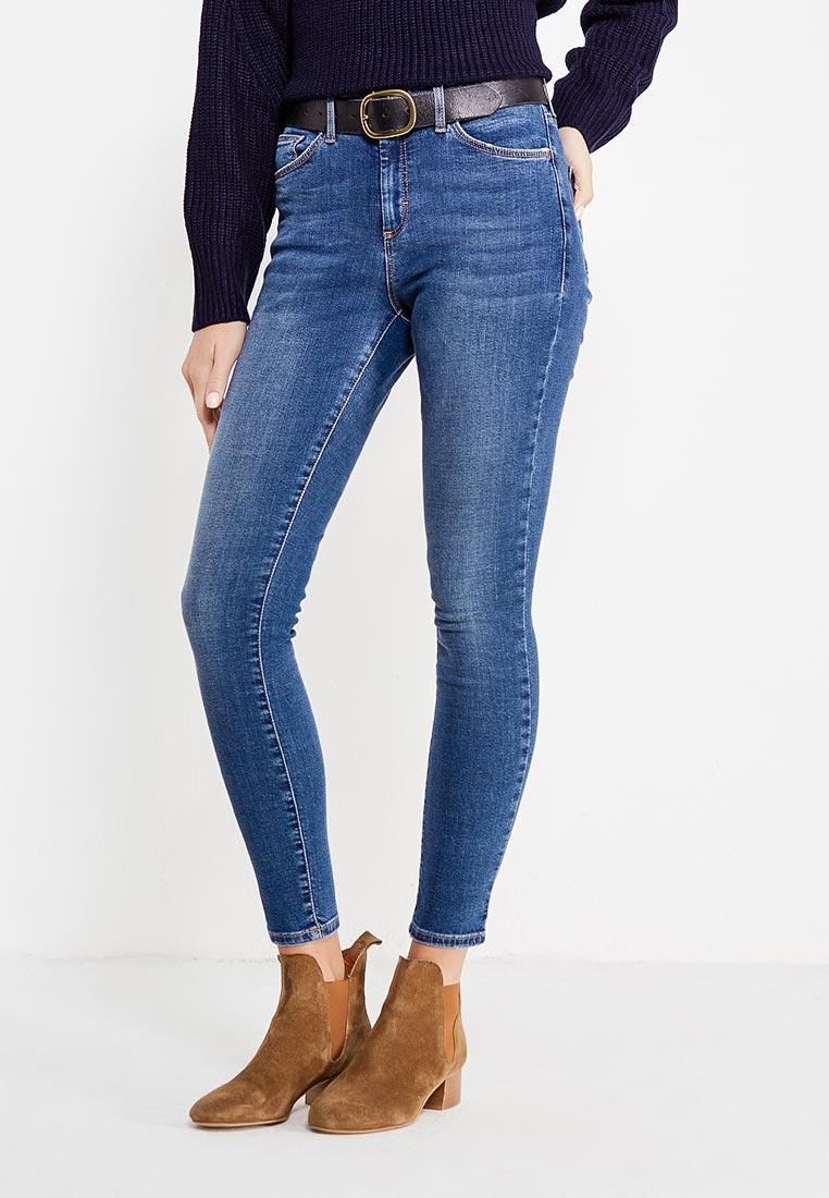 Зауженные джинсы Topshop (Топ Шоп) 02Z04MMDT
