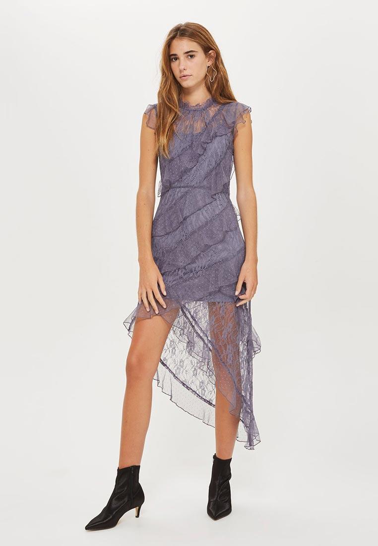 Вечернее / коктейльное платье Topshop (Топшоп) 35L08MDAK