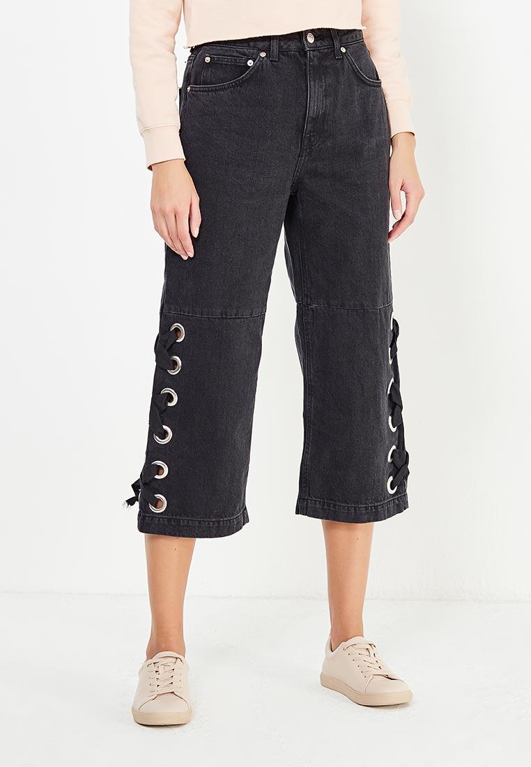 Широкие и расклешенные джинсы Topshop (Топ Шоп) 02C03MWBK