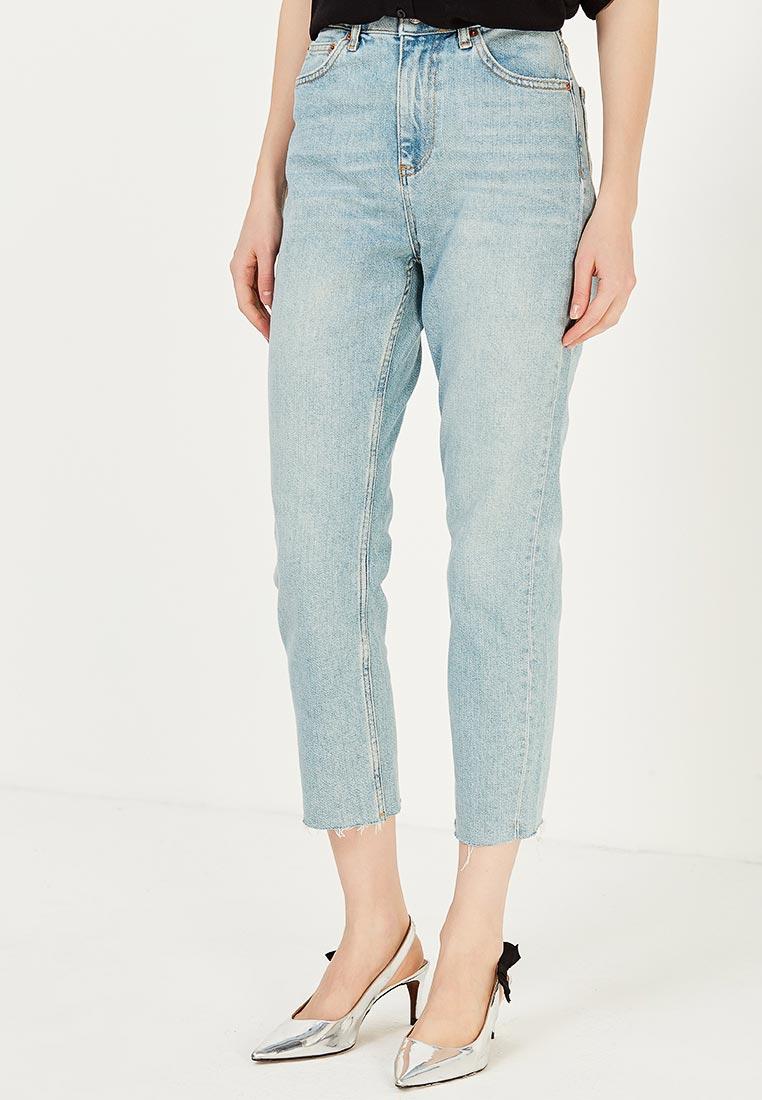 Прямые джинсы Topshop (Топ Шоп) 02G04MBLC