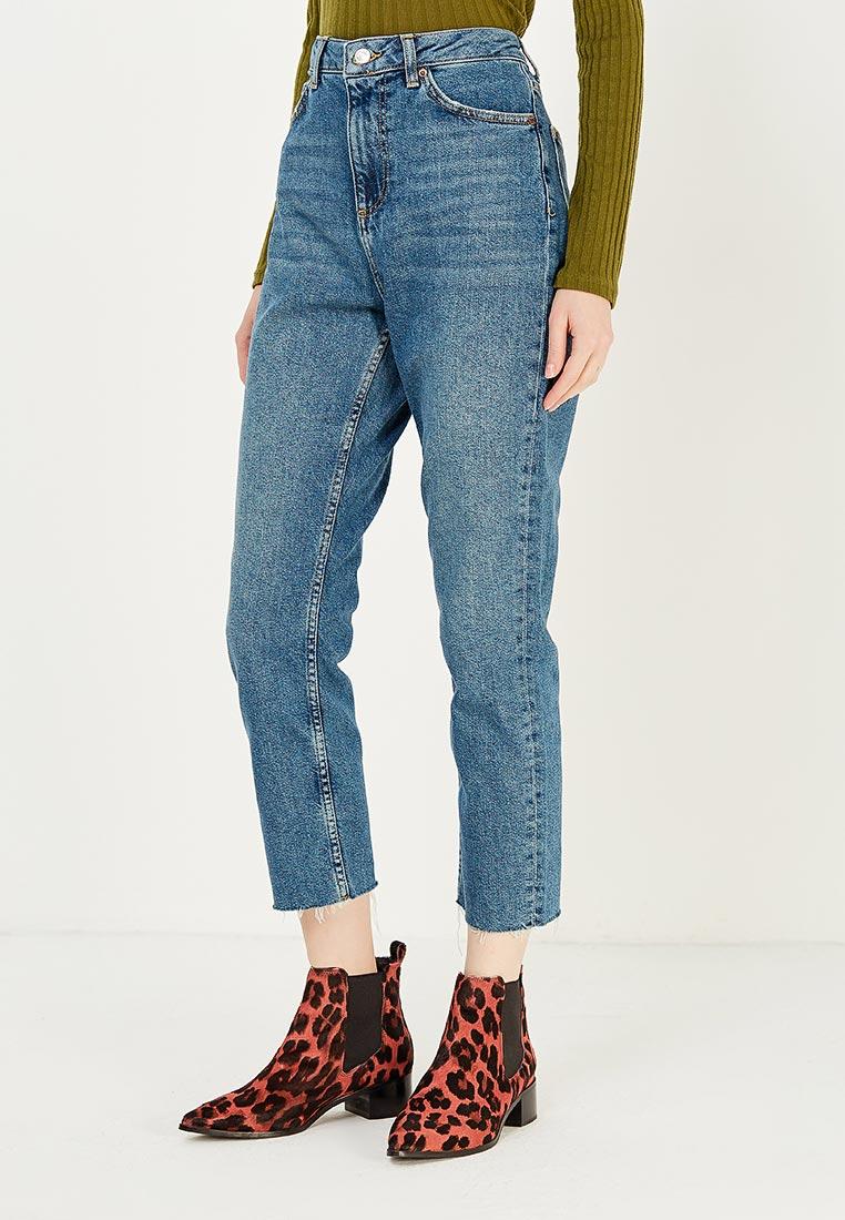 Прямые джинсы Topshop (Топ Шоп) 02G04MBLG