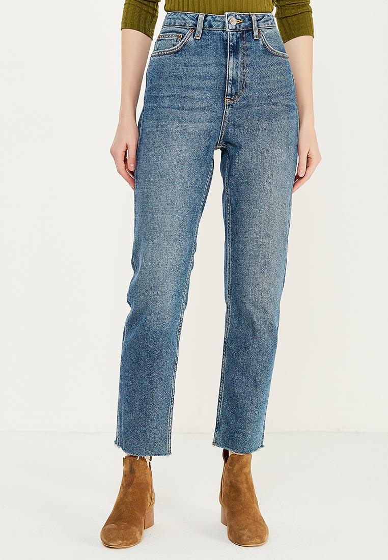 Прямые джинсы Topshop (Топ Шоп) 02G05MBLG