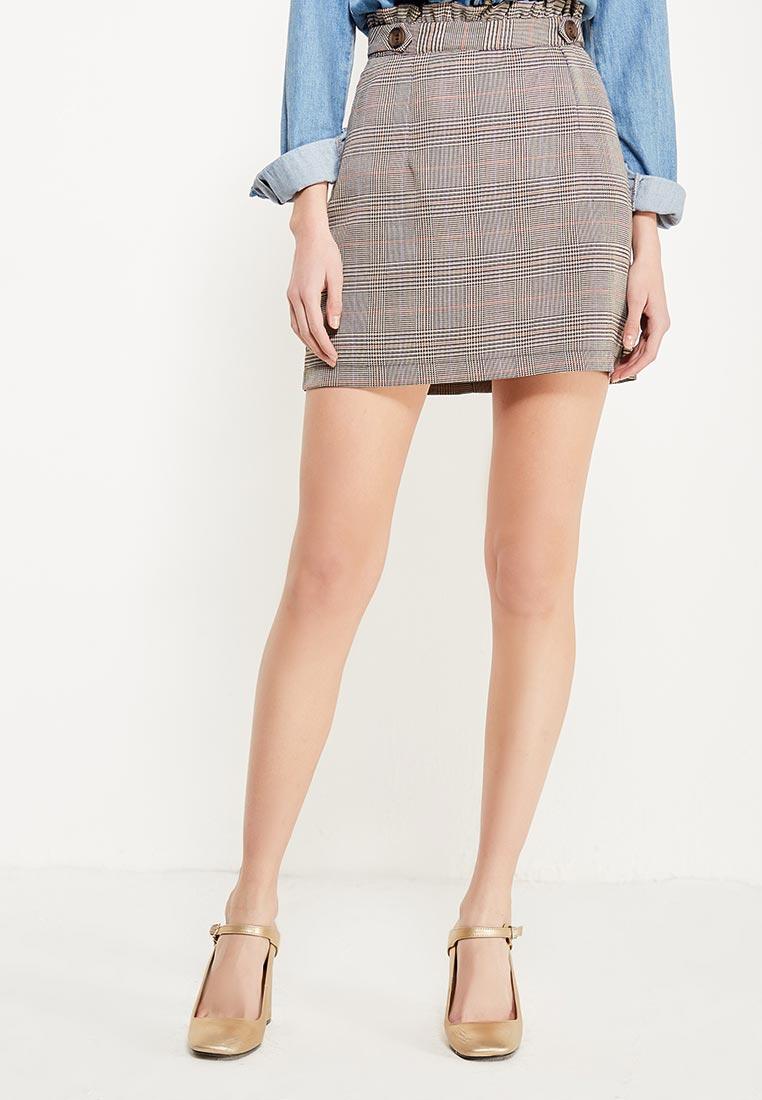 Прямая юбка Topshop (Топ Шоп) 27M15MSTN