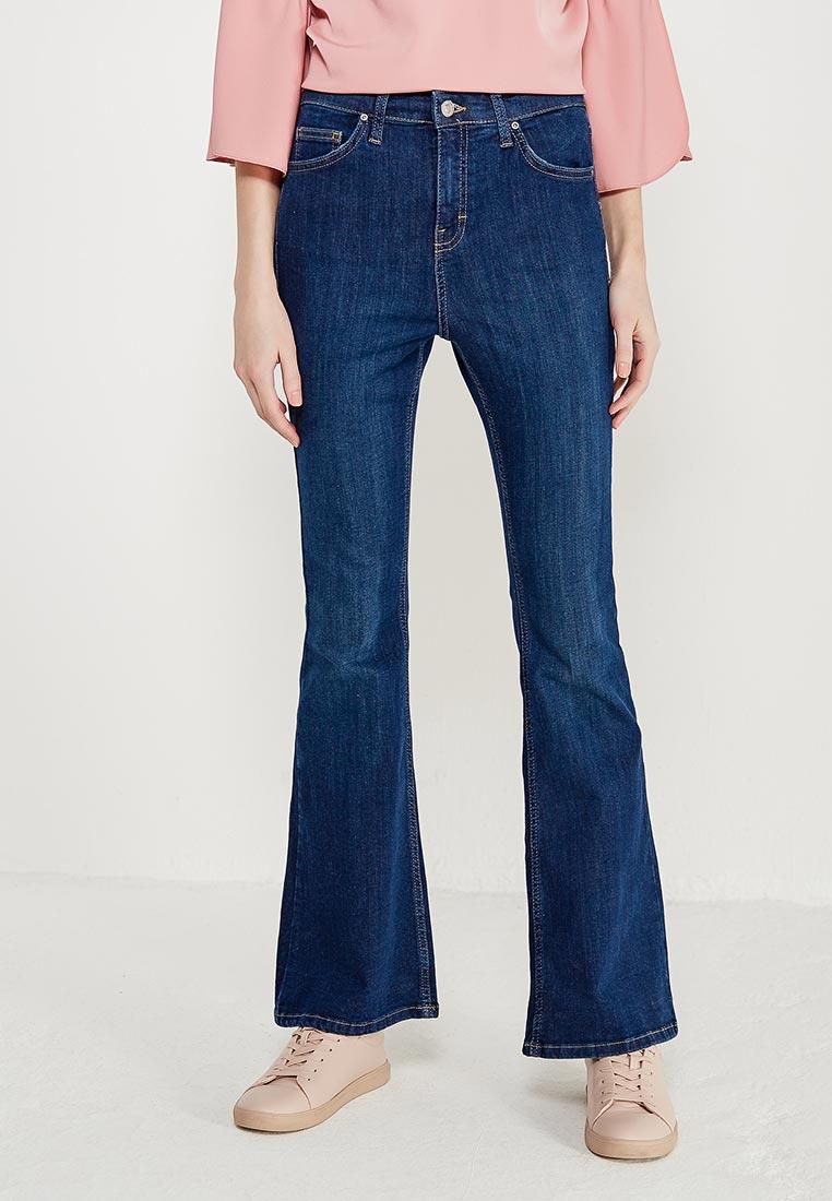 Широкие и расклешенные джинсы Topshop (Топ Шоп) 02Y18MIND