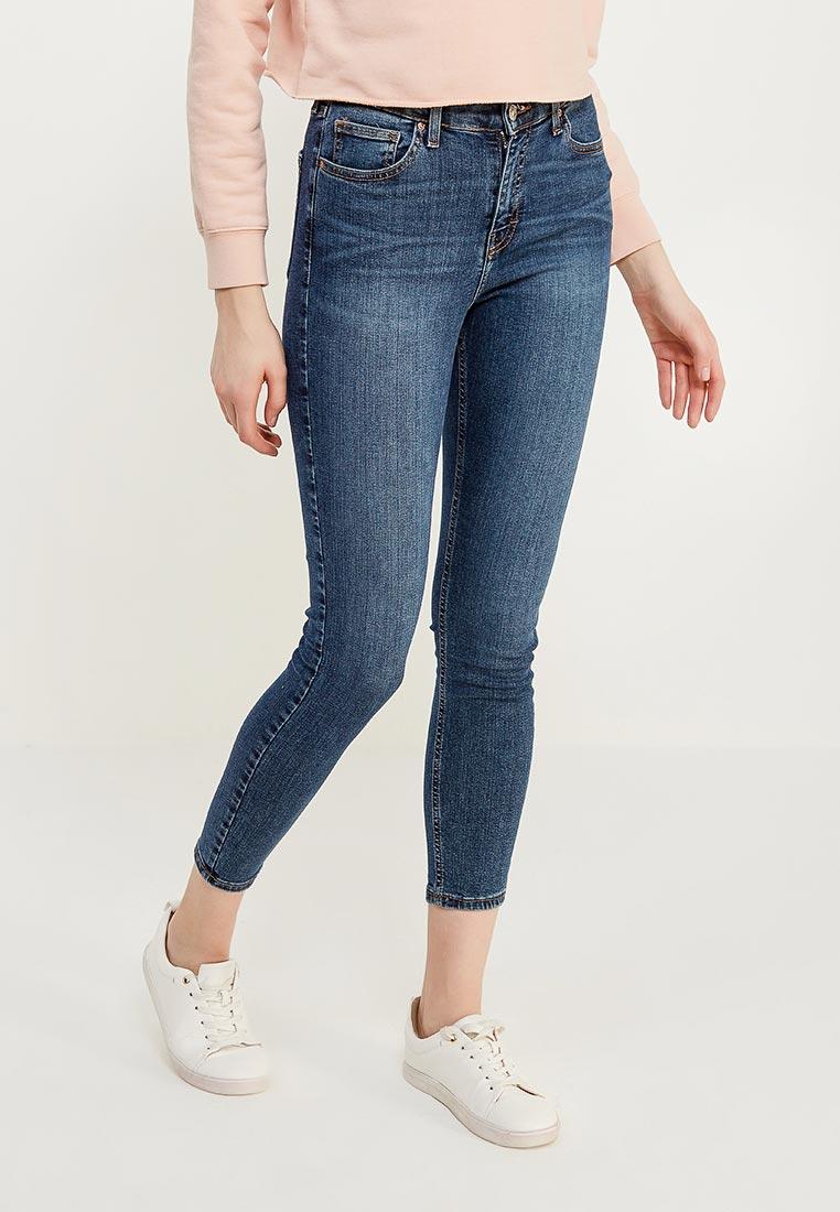 Зауженные джинсы Topshop (Топ Шоп) 02Y05MDIR
