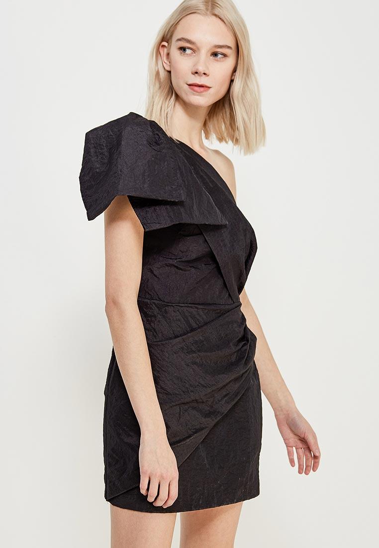 Вечернее / коктейльное платье Topshop (Топ Шоп) 35W13MBLK