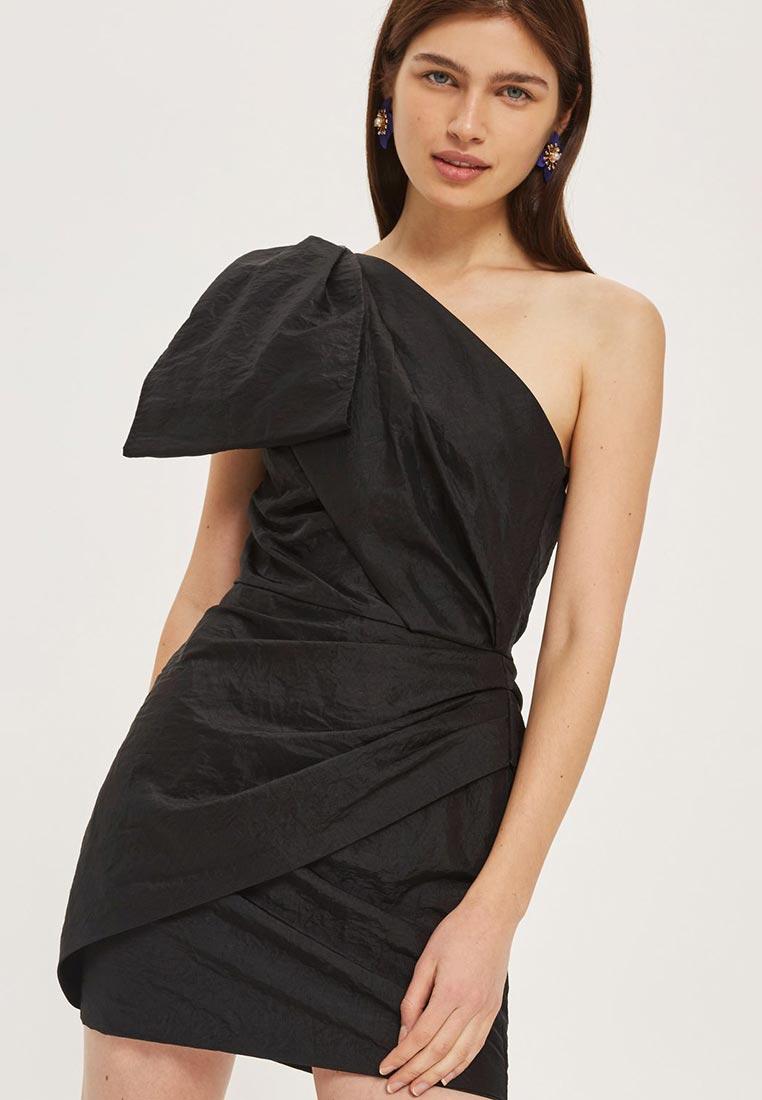 Платье Topshop (Топ Шоп) 35W15MBLK