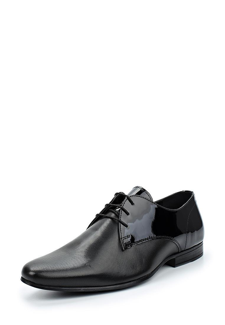 Мужские туфли Topman (Топмэн) 76J27LBLK