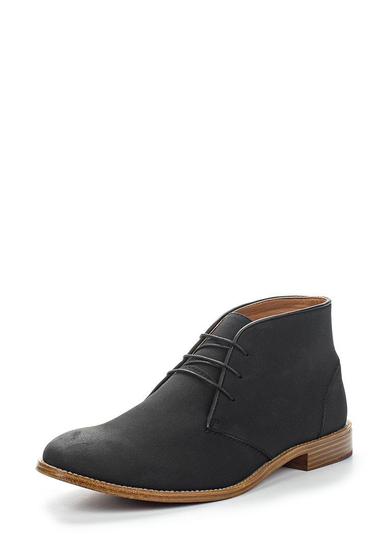 Мужские ботинки Topman (Топмэн) 76G04NBLK