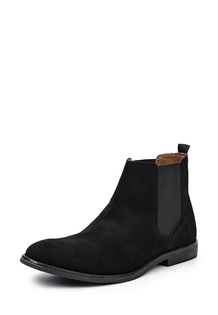 Мужские ботинки Topman (Топмэн) 76F82NBLK