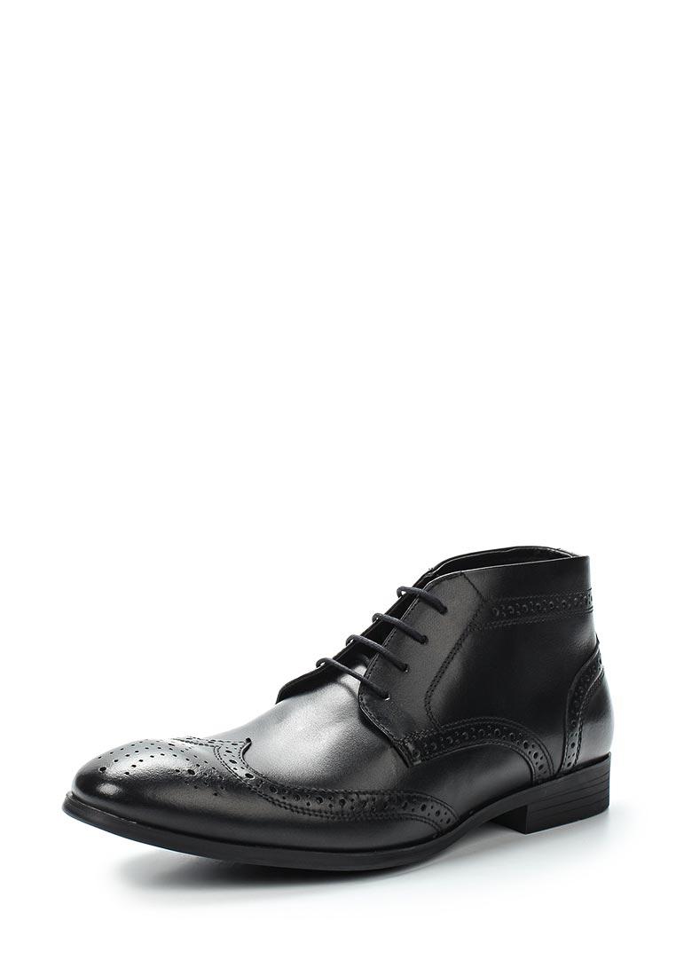 Мужские ботинки Topman (Топмэн) 76G07NBLK