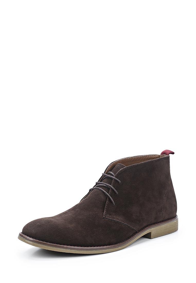 Мужские ботинки Topman (Топмэн) 76F74NBRN