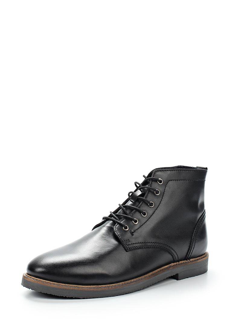 Мужские ботинки Topman (Топмэн) 76F61NBLK