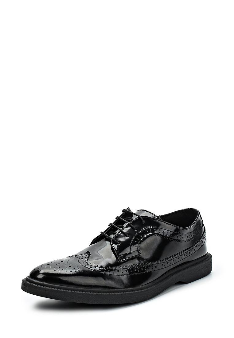 Мужские туфли Topman (Топмэн) 76F71NBLK