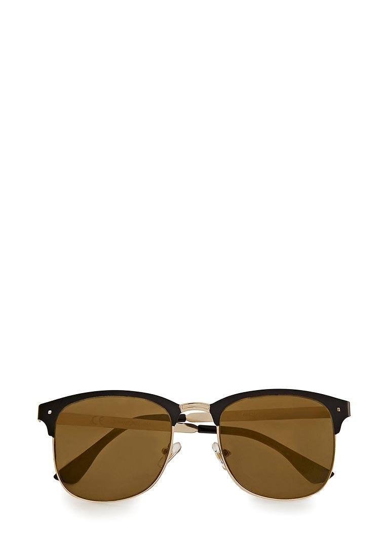 Мужские солнцезащитные очки Topman (Топмэн) 56S25PBLK