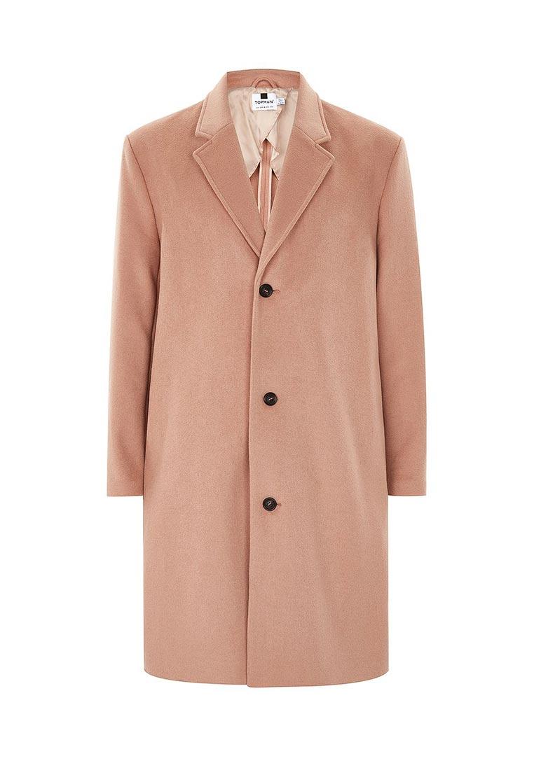 Мужские пальто Topman (Топмэн) 64D17PPNK