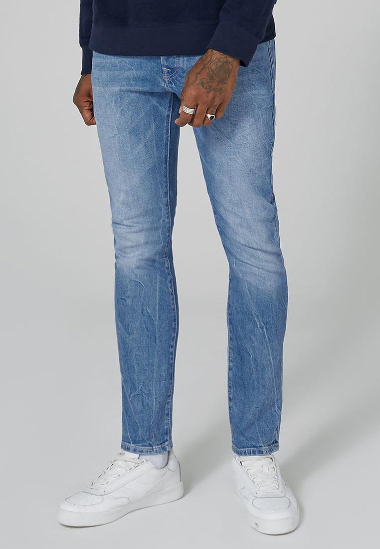 Зауженные джинсы Topman (Топмэн) 69C09PMST