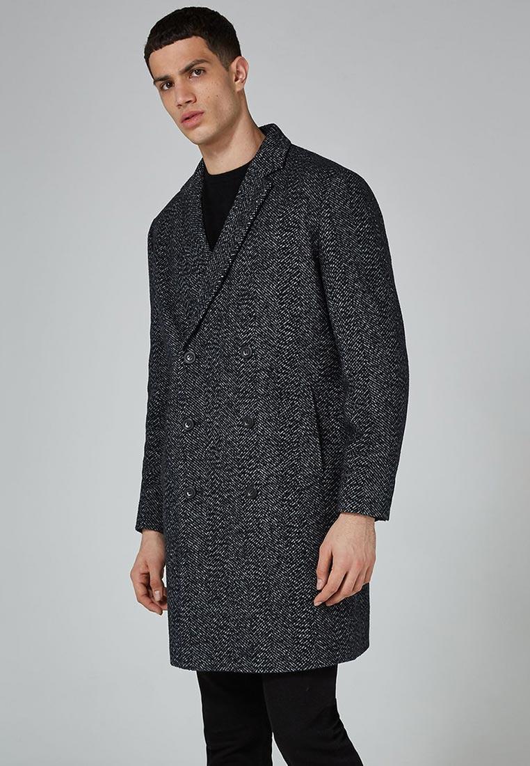 Мужские пальто Topman (Топмэн) 64D30PNAV