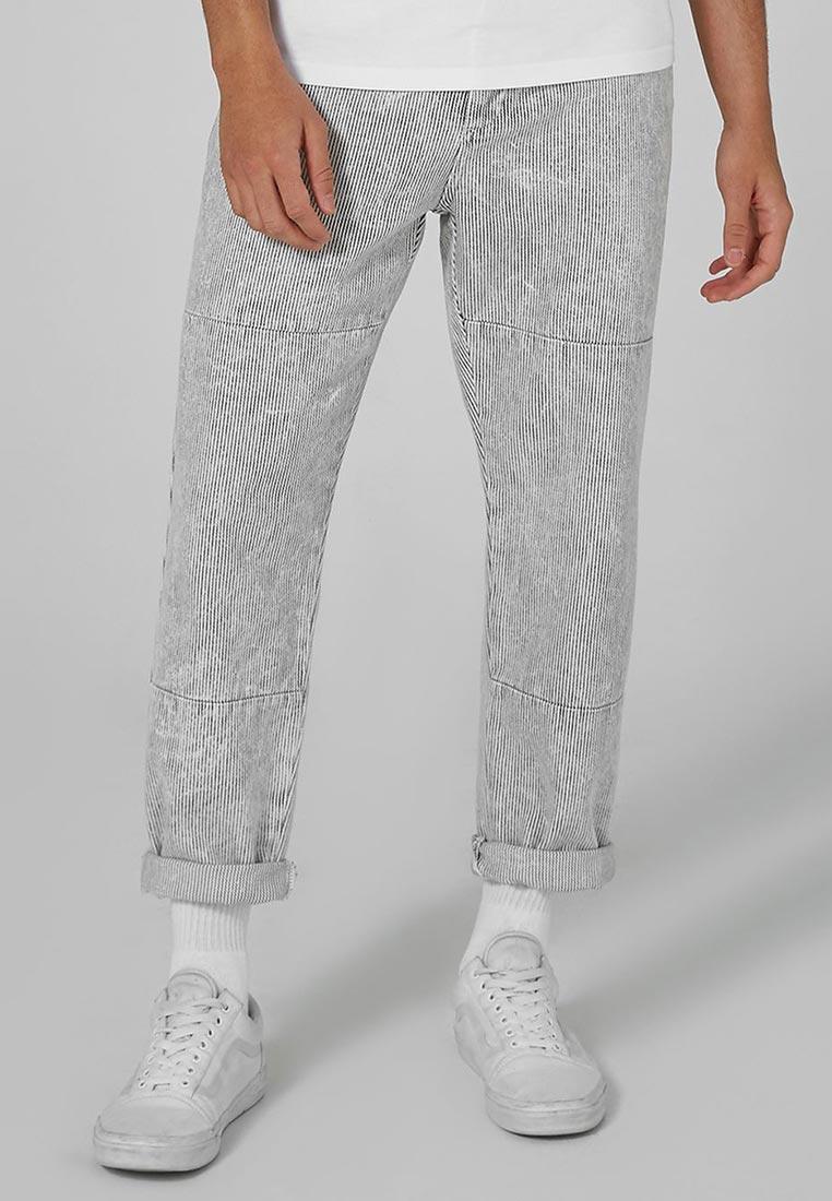 Мужские повседневные брюки Topman (Топмэн) 68F35OBLK