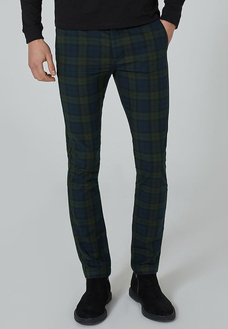 Мужские повседневные брюки Topman (Топмэн) 68F53OBLK