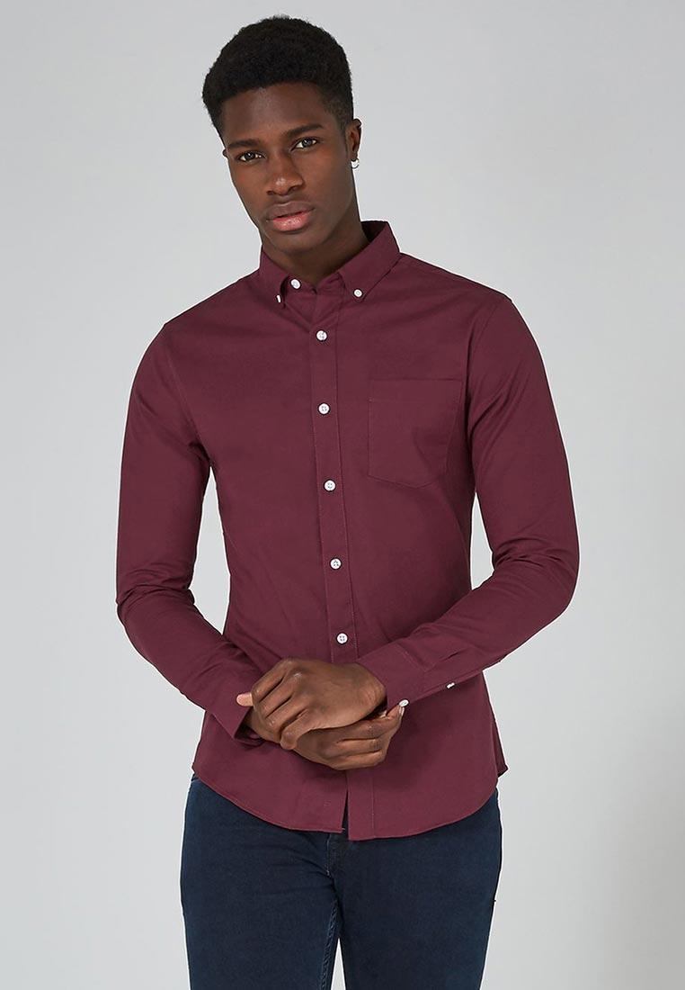 Рубашка с длинным рукавом Topman (Топмэн) 83B41OBRG