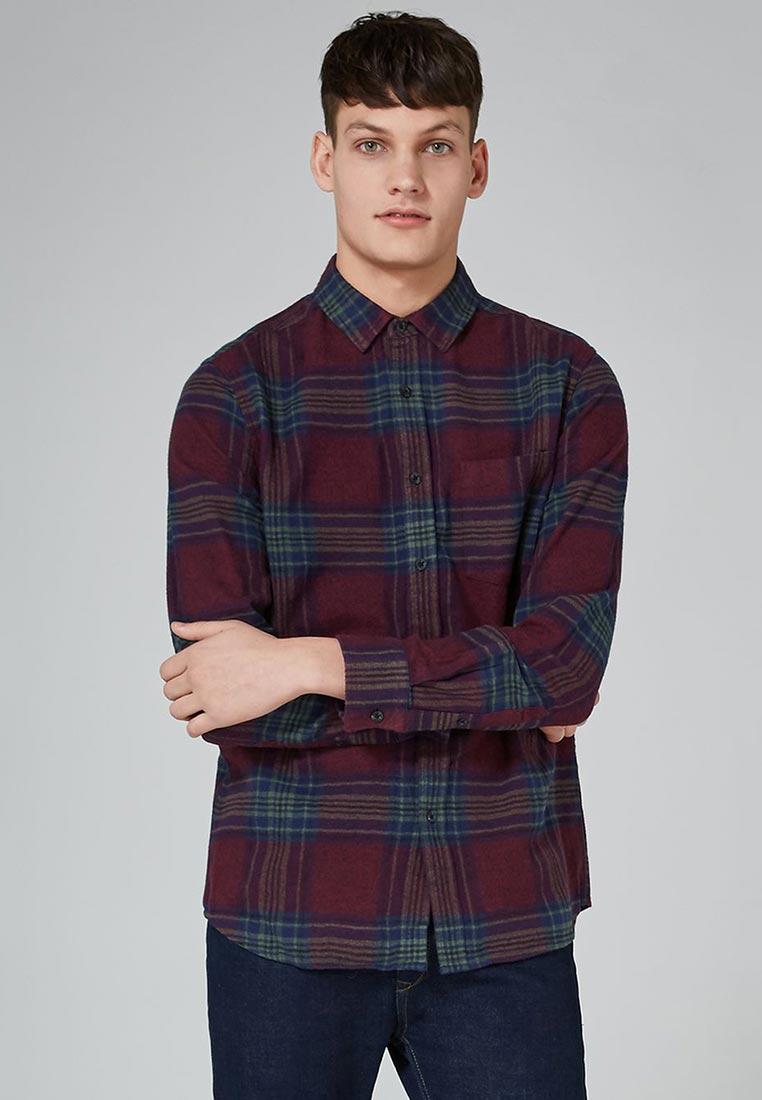 Рубашка с длинным рукавом Topman (Топмэн) 83C29OBRG