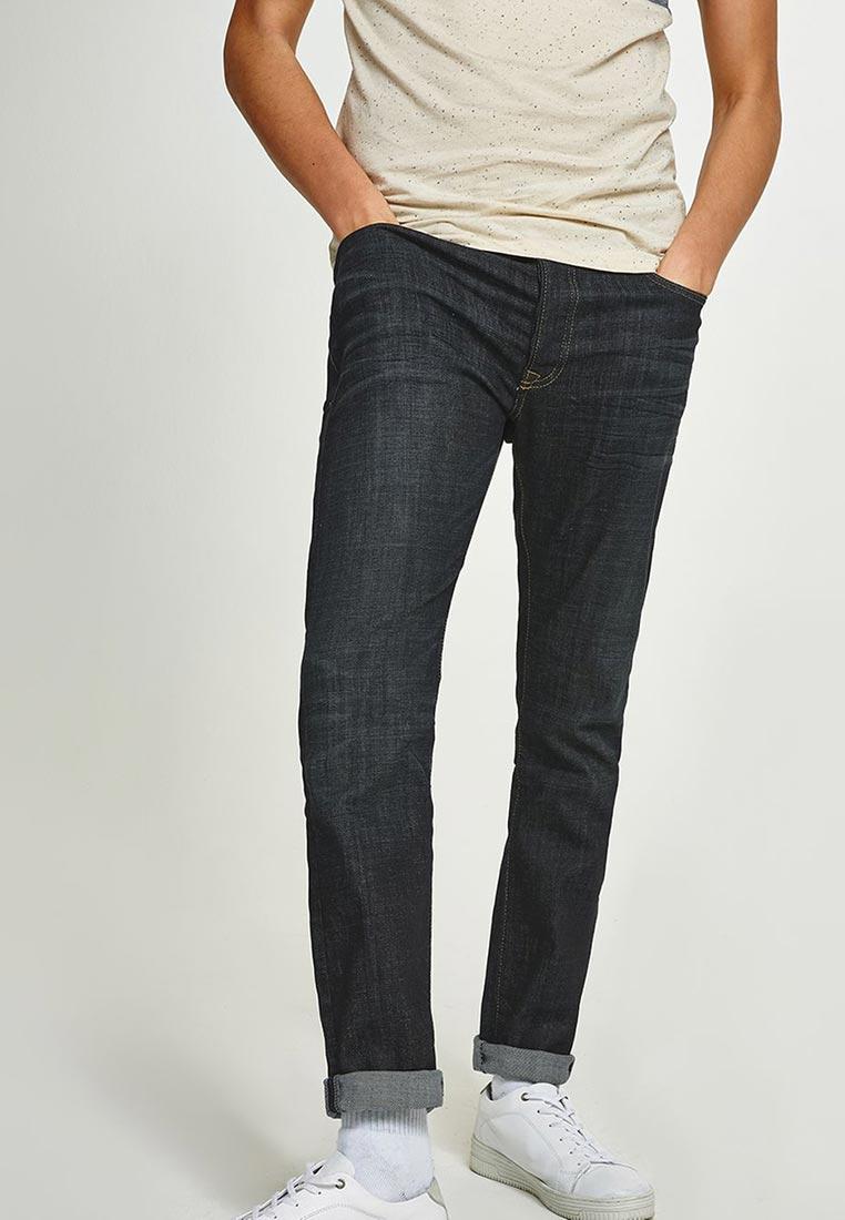 Зауженные джинсы Topman (Топмэн) 69C01PLST