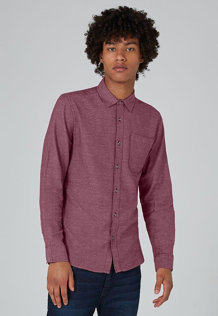 Рубашка с длинным рукавом Topman (Топмэн) 83B18OBRG
