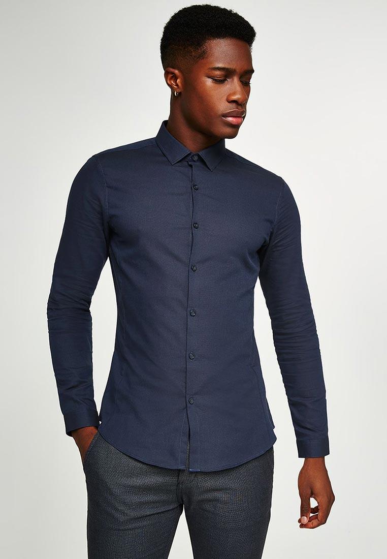 Рубашка с длинным рукавом Topman (Топмэн) 84L08ONAV