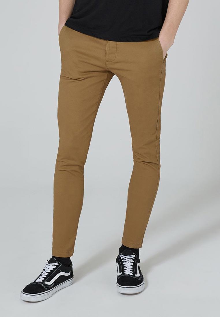 Мужские повседневные брюки Topman (Топмэн) 68D13OTAN