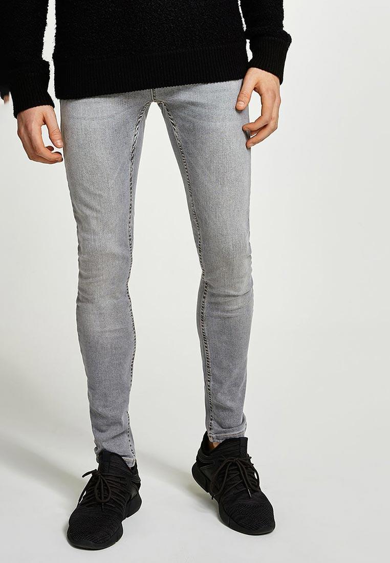 Зауженные джинсы Topman (Топмэн) 69D46PGRY