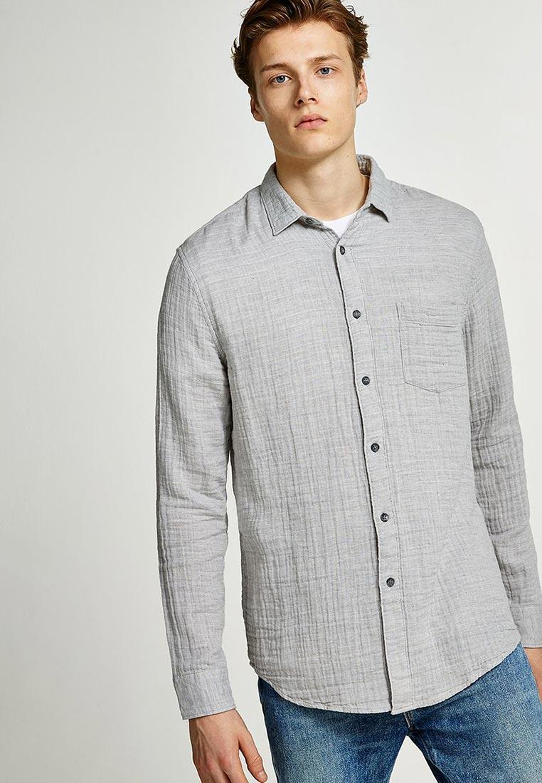 Рубашка с длинным рукавом Topman (Топмэн) 83B28OGRY