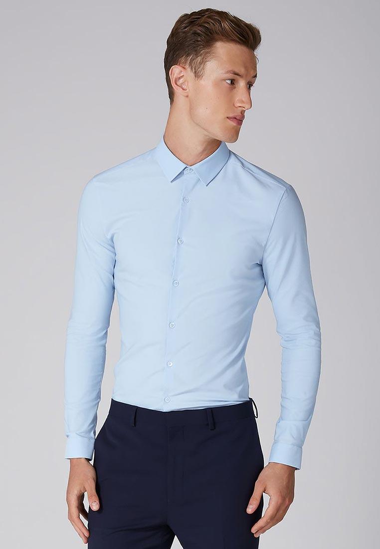 Рубашка с длинным рукавом Topman (Топмэн) 84L02OLBL
