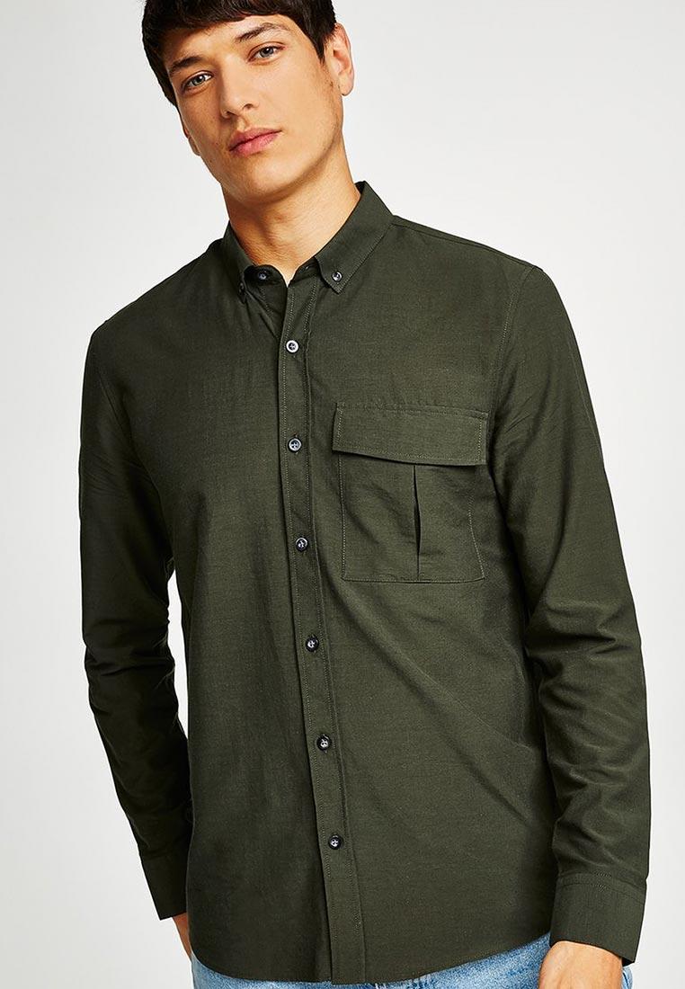 Рубашка с длинным рукавом Topman (Топмэн) 83B00PKHA