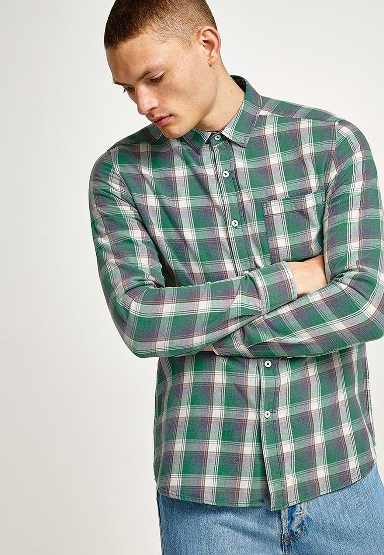 Рубашка с длинным рукавом Topman (Топмэн) 83C26OBLE