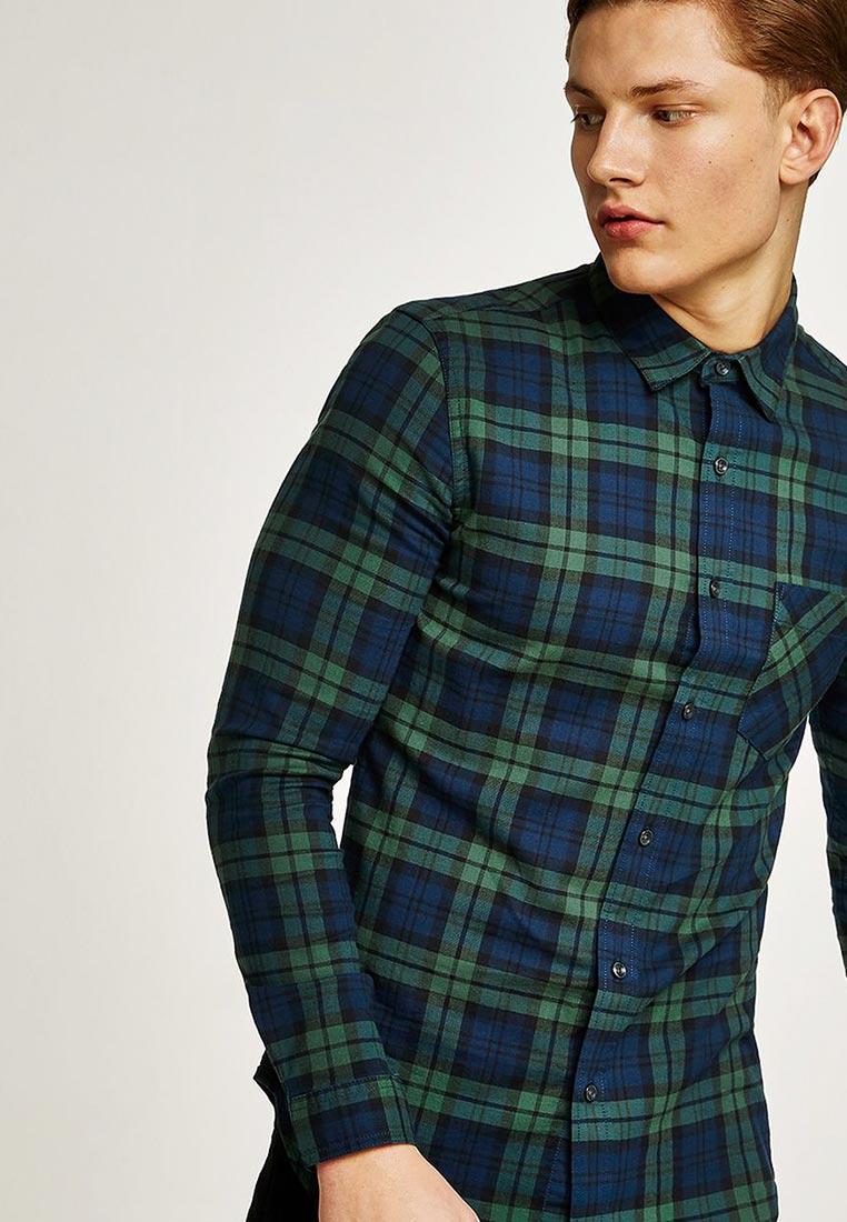 Рубашка с длинным рукавом Topman (Топмэн) 83C36ONAV