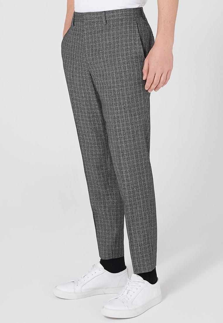Мужские повседневные брюки Topman (Топмэн) 88D32PGRY