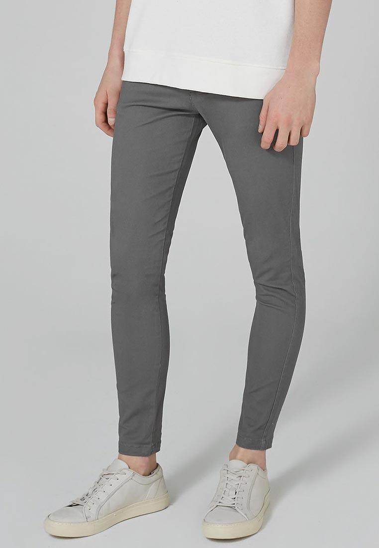 Мужские повседневные брюки Topman (Топмэн) 68D12OGRY
