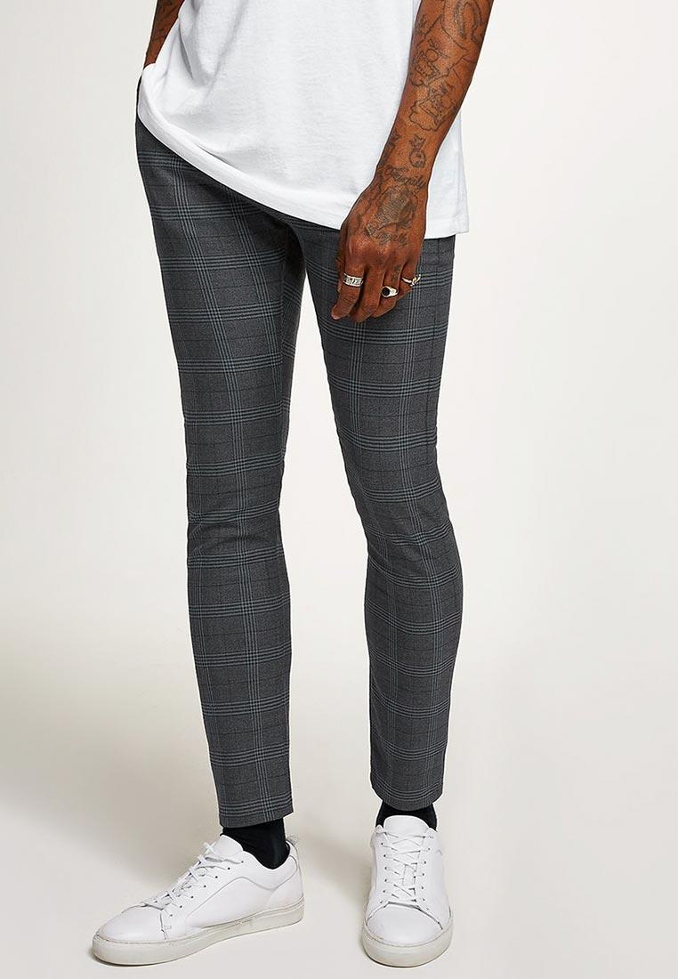Мужские повседневные брюки Topman (Топмэн) 68F76OMUL