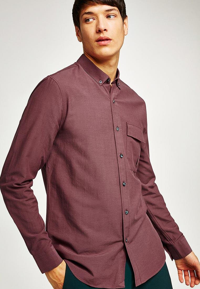 Рубашка с длинным рукавом Topman (Топмэн) 83B01PBRG