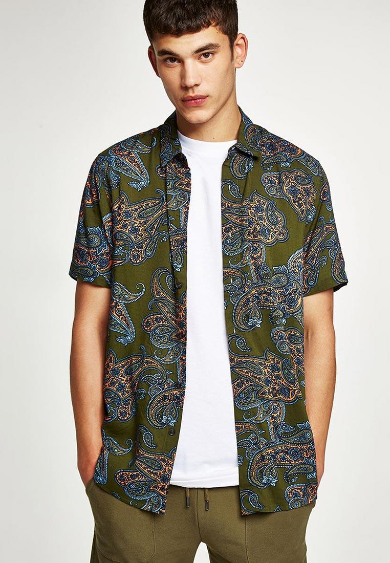 Рубашка с длинным рукавом Topman (Топмэн) 83U34OKHA