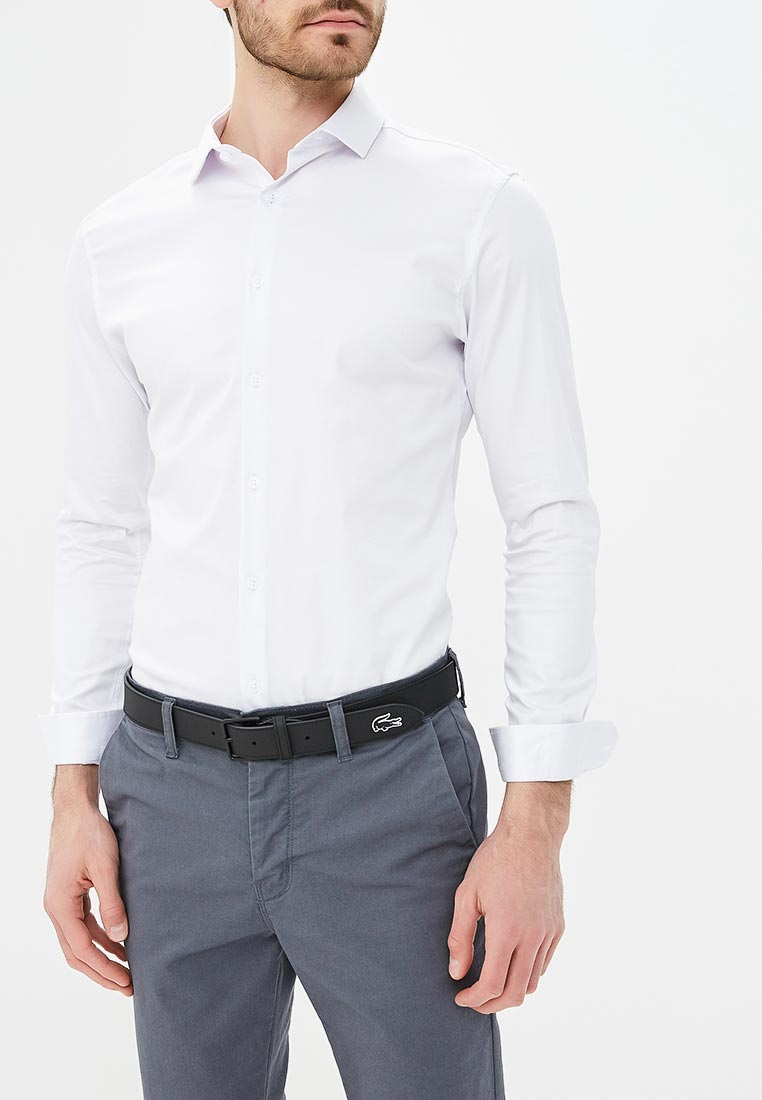 Рубашка с длинным рукавом Topman (Топмэн) 84P02OWHT