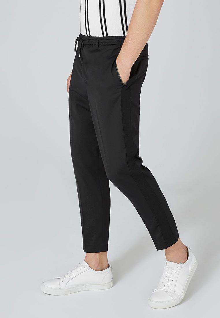 Мужские повседневные брюки Topman (Топмэн) 88D23PBLK