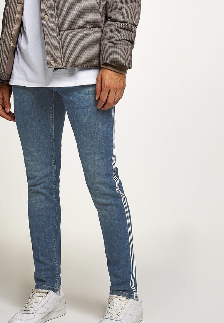 Зауженные джинсы Topman (Топмэн) 69B07QLST