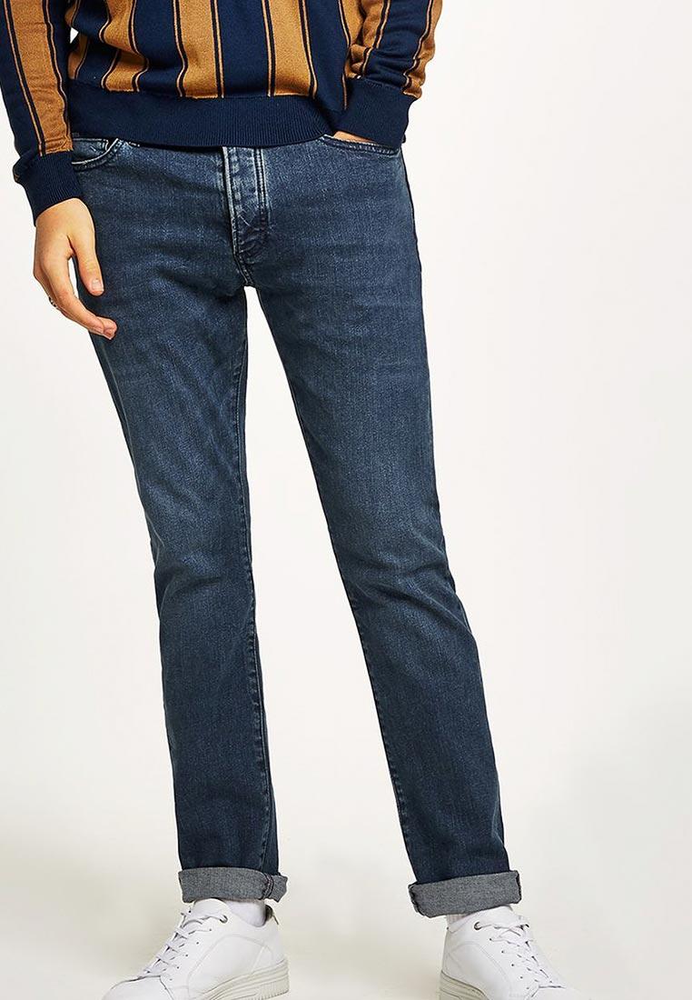 Зауженные джинсы Topman (Топмэн) 69F01QMST