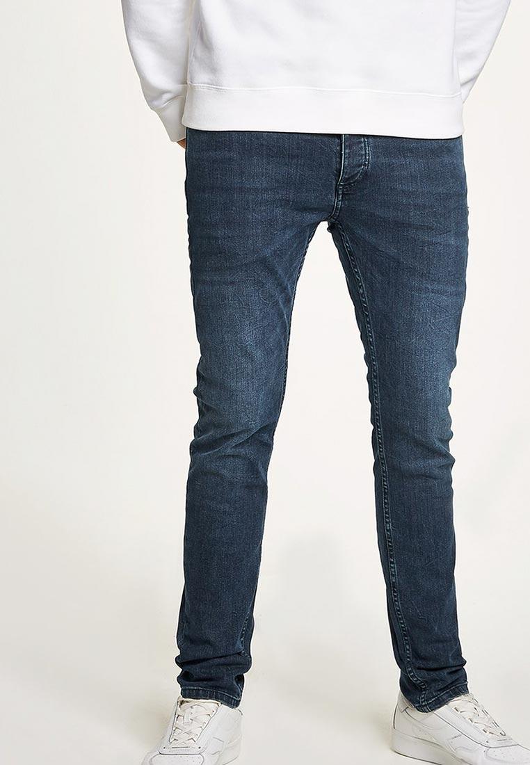 Зауженные джинсы Topman (Топмэн) 69F02QMST