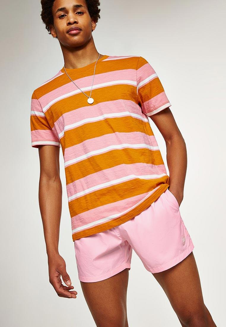 Мужские шорты для плавания Topman (Топмэн) 33L05PPNK