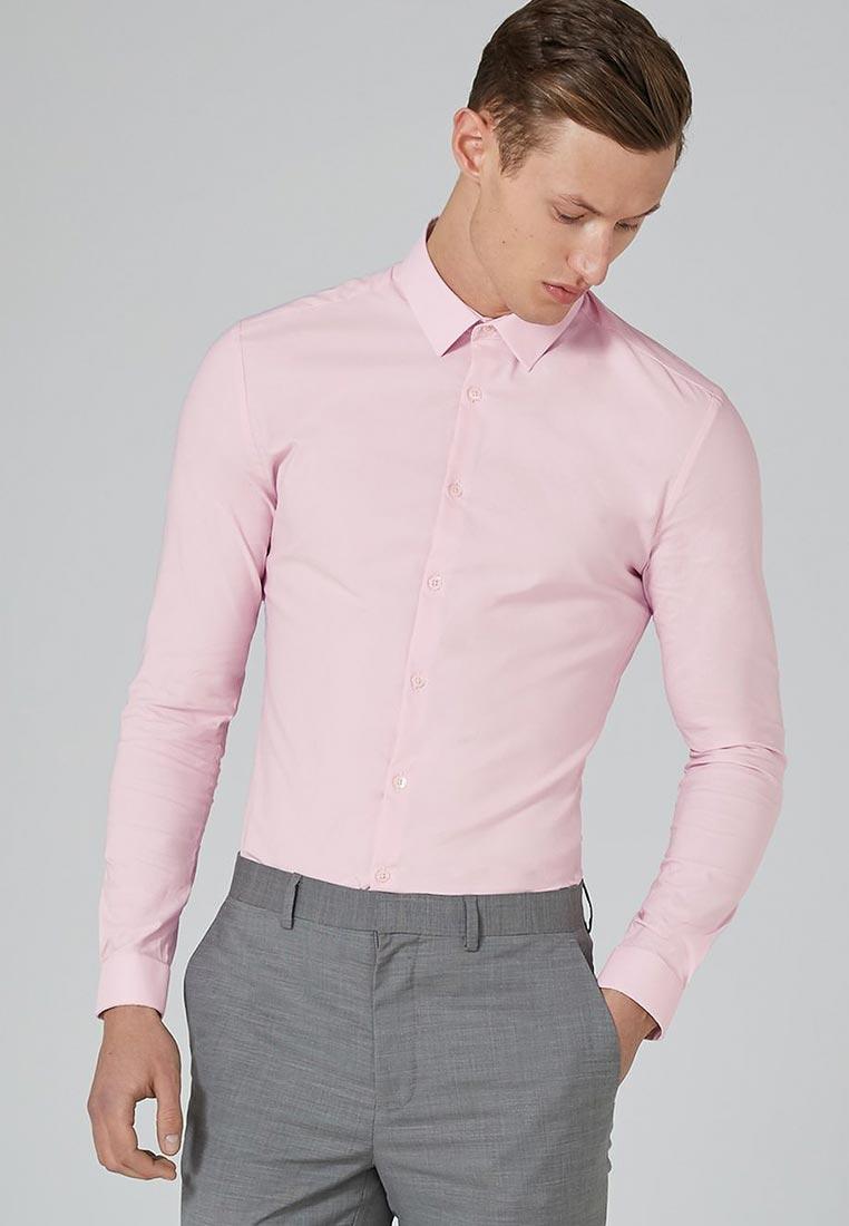 Рубашка с длинным рукавом Topman (Топмэн) 84L03OPNK